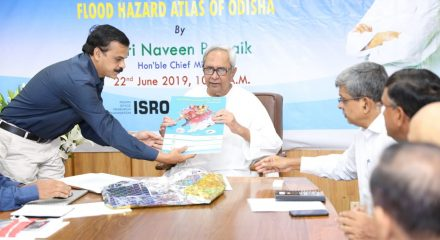 Odisha CM releases Flood Hazard Atlas for effective management of flood in Odisha