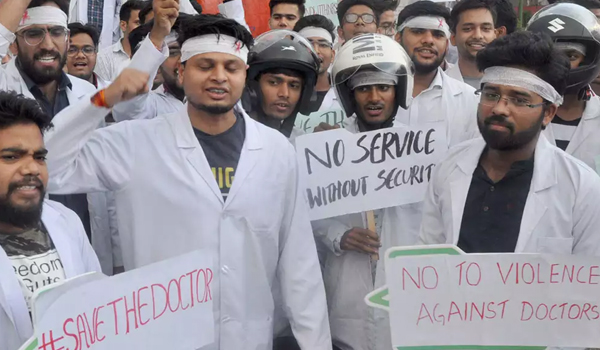 Reduce the ratio imbalance between doctors and patients, or such strikes will go on
