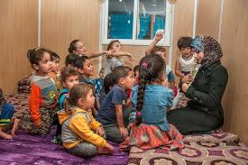 Traumatised refugee students need love & psychosocial care from trained teachers