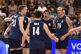 , Iran first team to seal men's Volleyball Nations League final six spot