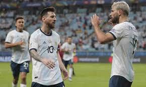 Argentina beats Venezuela 2-0 to make Copa America semis