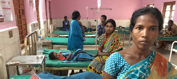 Dying children in Bihar, a pan-India tale of health service buried under squalor,poverty and heat