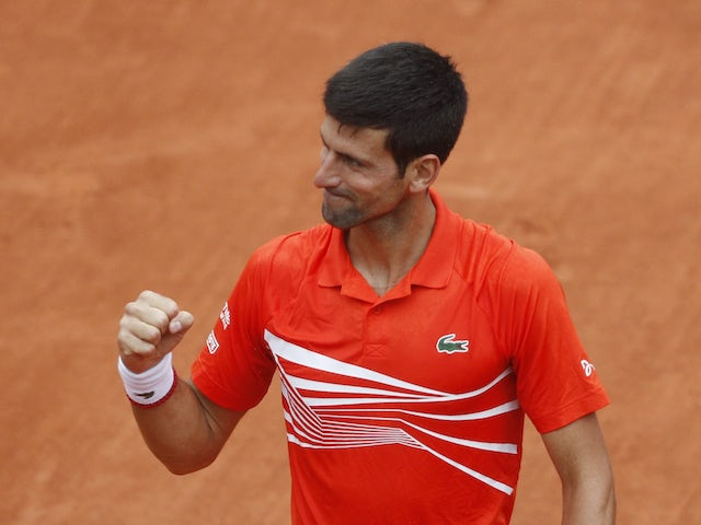 Djokovic reaches quarters for record 10th straight year