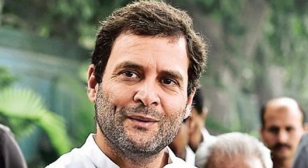 Rahul pays homage to Karunanidhi on his birth anniversary