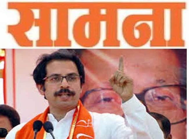 , Shiv Sena's Saamana seeks harshest penalty for infant's killers, takes potshot at 'Beti Bachao'