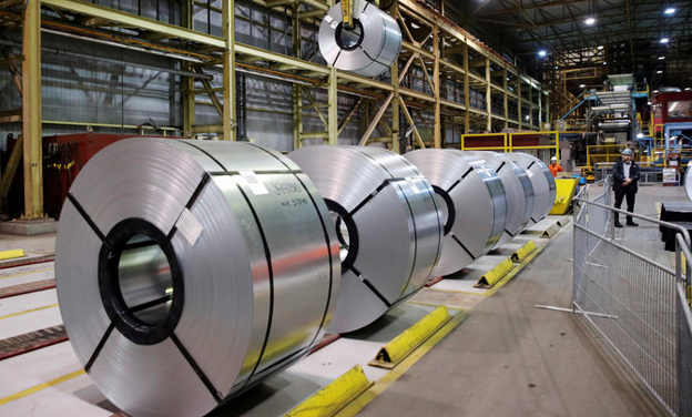 Steel imports from China declined from 2.163 mln Mt to 1.562 mln MT: Govt
