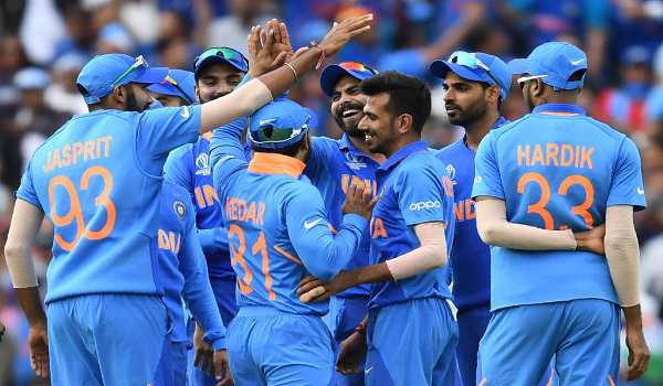 India crush defending champions Australia by 36 runs