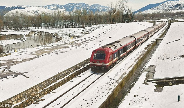 Rail link between Rest of India and Kashmir likely by 2023, a dream-come-true project