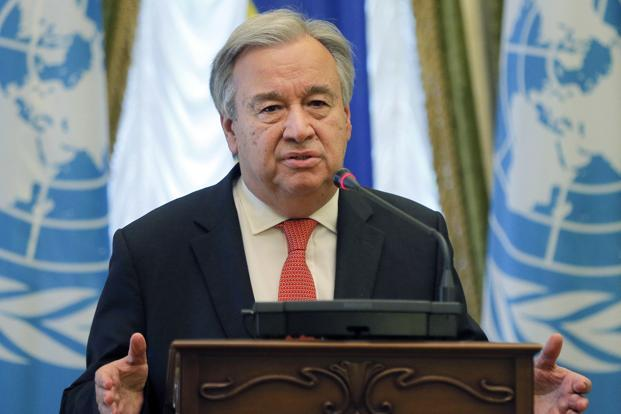 Create conditions for harmony between humankind & nature: UN chief
