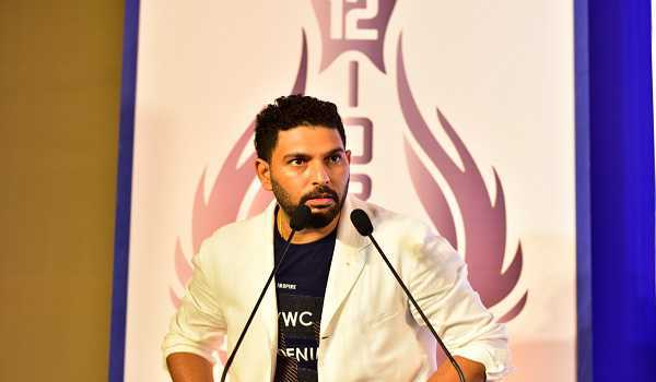 , India's flamboyant all-rounder Yuvraj Singh announces his retirement from international cricket