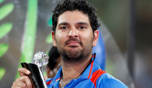 World cricket would miss the great fighter,Yuvraj Singh, who was a real match winner for India