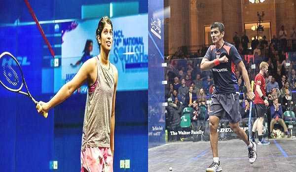 , Baseline Ventures sign squash stars Saurav, Joshna
