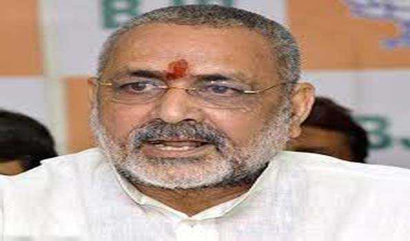 , Religious interference big hurdle in population control: Giriraj Singh