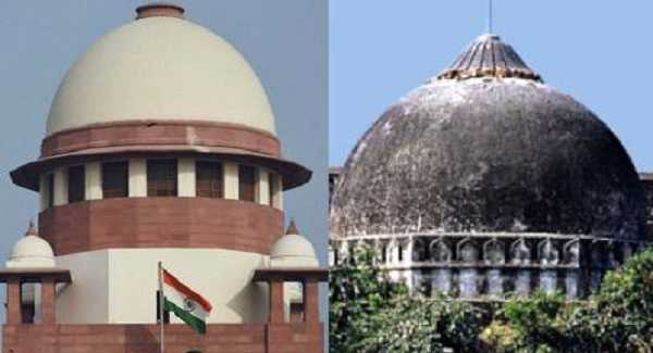 Babri Masjid case trial judge retiring; SC seeks detailed response from UP Govt