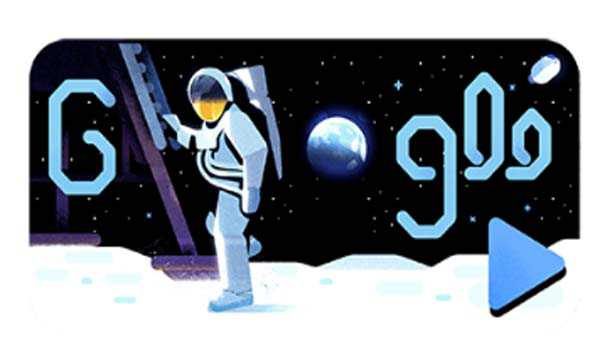 50th anniversary of Moon landing: Google honours Apollo 11 mission