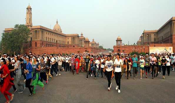 Kargil 'victory run' flagged off in Delhi
