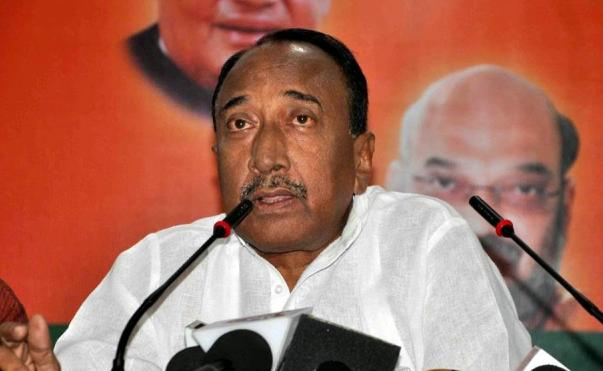 Bijoy Mohapatra's task is made more difficult by the BJP, rather than by the BJD