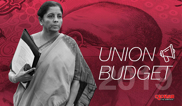 Sitharaman makes history as second woman after Indira Gandhi to presents maiden Budget 2019