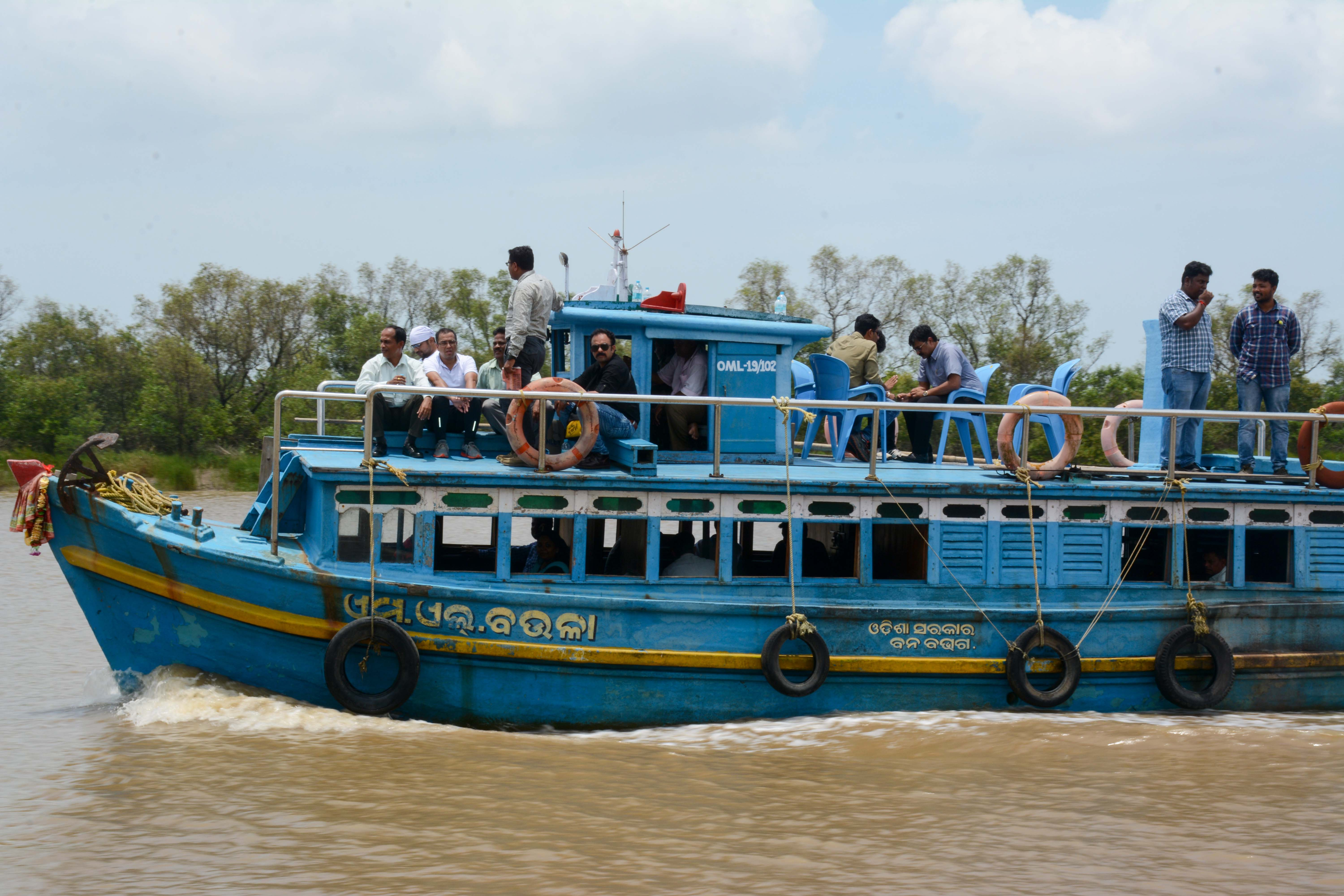 , Houseboat Tourism, new initiative by Odisha Tourism