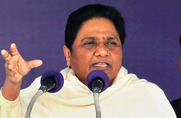 Azam should apologise for sexist remark in LS: Mayawati