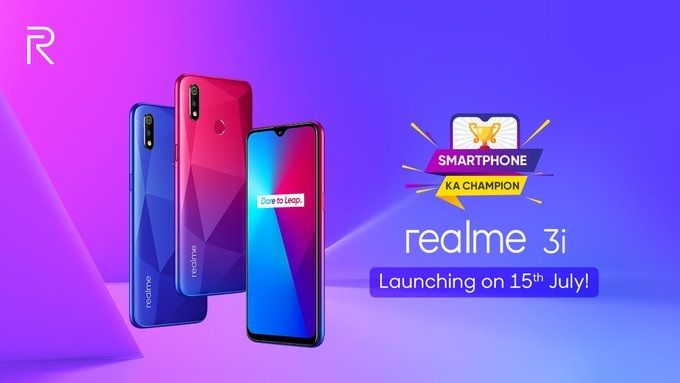 Pop-up selfie camera phone realme X, budget value-king realme 3i launched in India