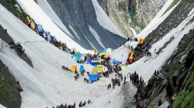 Amarnath yatra suspended from Jammu