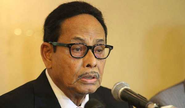 Former Bangladesh president Ershad passes away