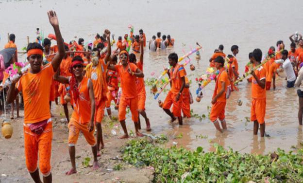 Where-to worships lead! Modi, Yogi T-shirts & DJ are tools to replace devotion of Kawnrias