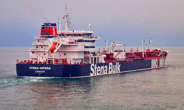 British tanker: Indians among 23 crew members on board