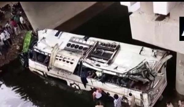 bus accident killed 29