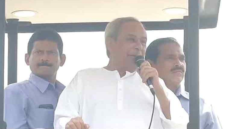 Naveen's rancour at Modi or Bijoy Mohapatra was missing in Patkura. Was it a Freudian slip or change of heart!