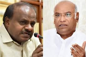 Cong veteran Mallikarjuna Kharge may replace Kumaraswamy to foil BJP design to destabilise the rulling alliance