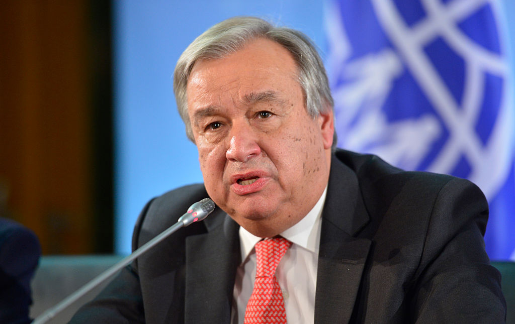 'Net zero emission by 2050' :UN chief calls on world leader to attend 2019 Climate Summit