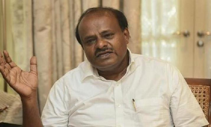 BJP blows the beguile: Coalition government in minority,'Kumaraswamy has no moral right to continue'