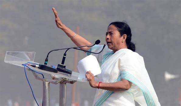 NDA's privatisation spree: Mamata Banerjee opposes privatisation of 41 Ordnance factories
