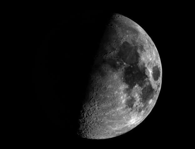 Moon is not actually round, its more like an egg shape, heard of 'Moonquakes'