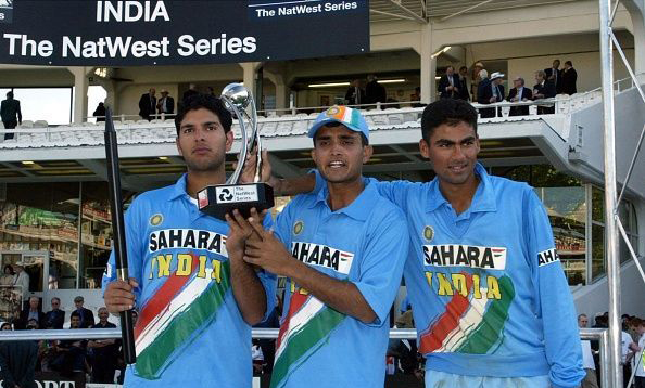 NatWest series changed the way people used to see the Indian cricket team : Yuvraj