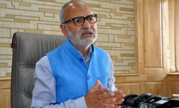 Crime Branch questions former minister Naeem Akhtar