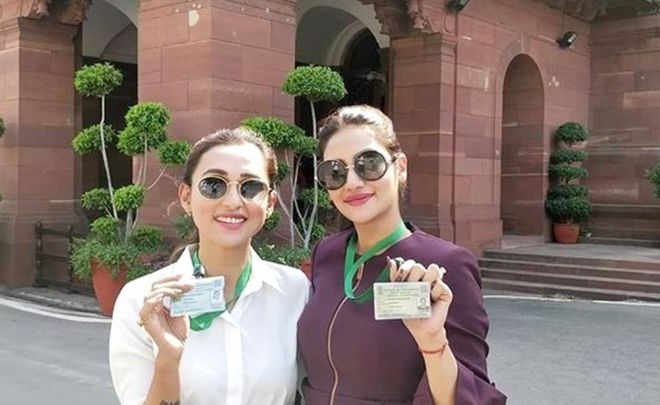 Mamata didi trying to bring equality among all religion: Nusrat Jahan