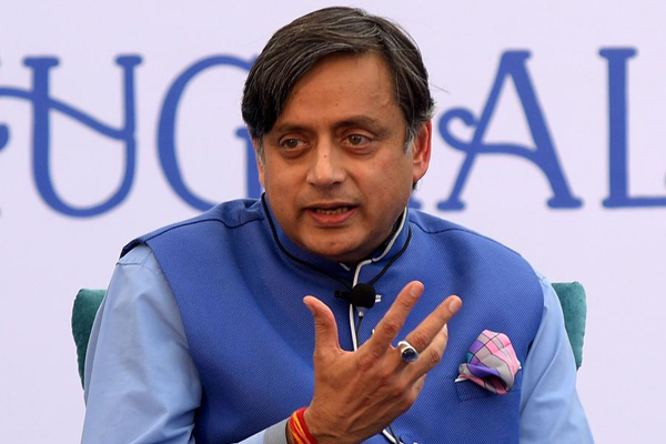 Tharoor joins voice with BJP to dismiss Trump claim over Kashmir dispute