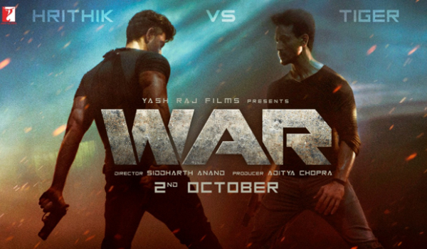 Hrithik, Tiger to share screen in YRF's 'War'