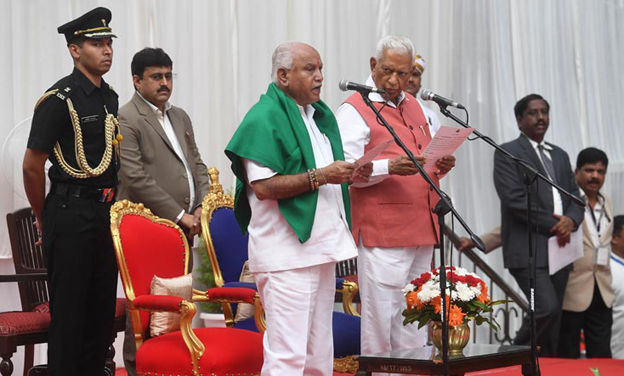 Yediyurappa to take floor test today