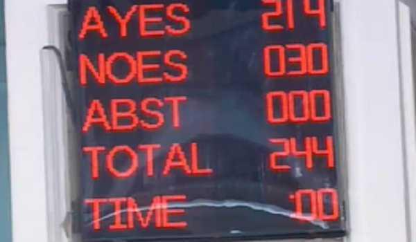 LS passes Bill that removes Cong Prez