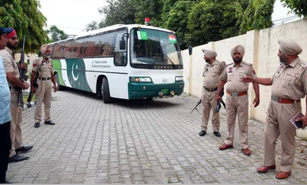 Delhi-Lahore bus service cancelled
