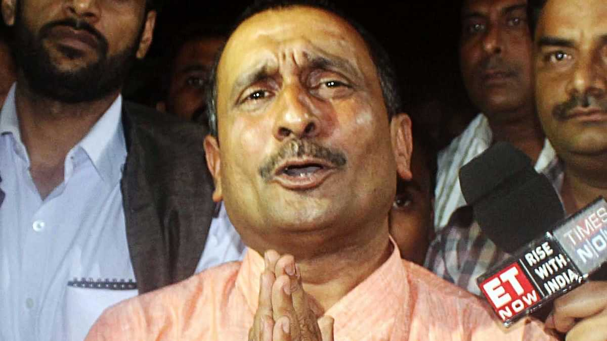 Kuldeep Singh Sengar accused of rape by Delhi court