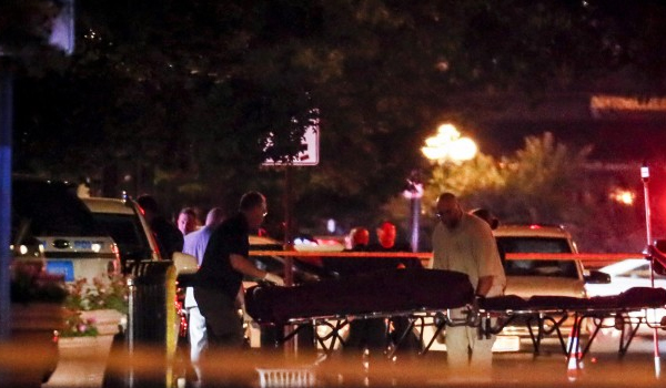 Second mass shooting in 24 hrs: Nine killed in shooting in US state of Ohio, suspect dead