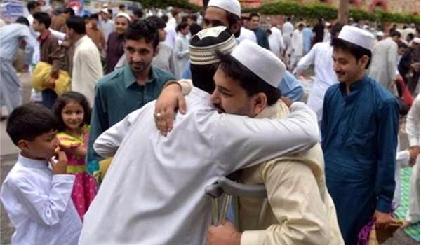 Eid celebrated peacefully in Jammu & Kashmir