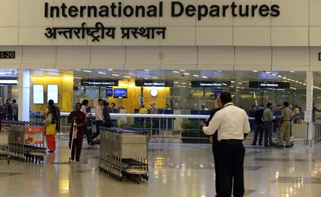 Hoax bomb call at Indira Gandhi International airport in New Delhi T2