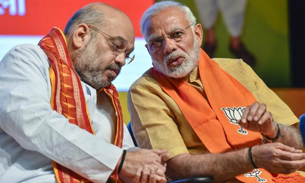 Modi, Shah other BJP stalwarts mourn Jaitley's demise