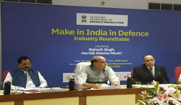 Defence Industry production Rs 80,000 crore in 2018-19: Rajnath Singh